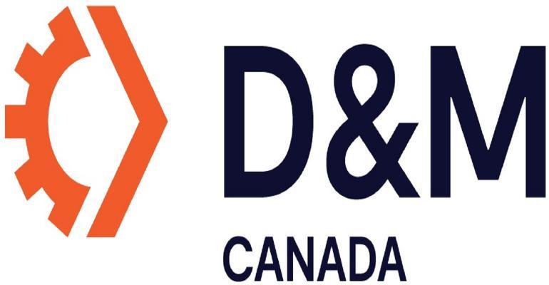 Design & Manufacturing (D&M) Canada