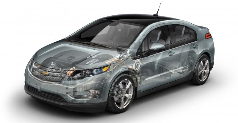 GM to Stop Production of Chevy Volt