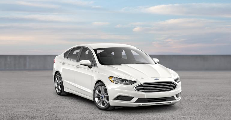 Ford to Cut Sedans from Its Lineup
