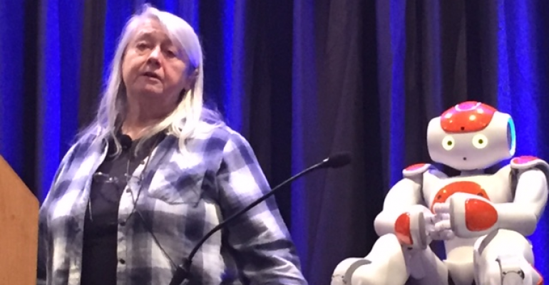 Expert Tells Robot Makers to Focus on the 'Good' of AI