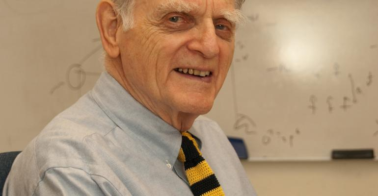 At 95, John Goodenough Is Still Searching for Next Big Battery Breakthrough