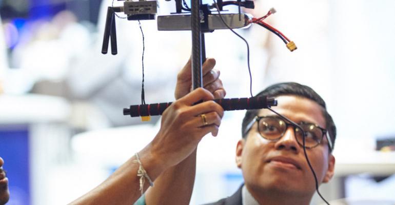 Engineers, Start Your Drones
