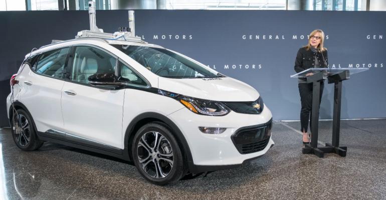 Do You Trust Autonomous Cars?