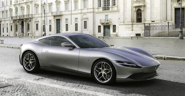 Ferrari Roma Brings Classic Italian Elegance Back to Ferrari Design