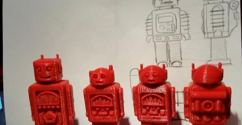 Cool and super cool 3D printed projects