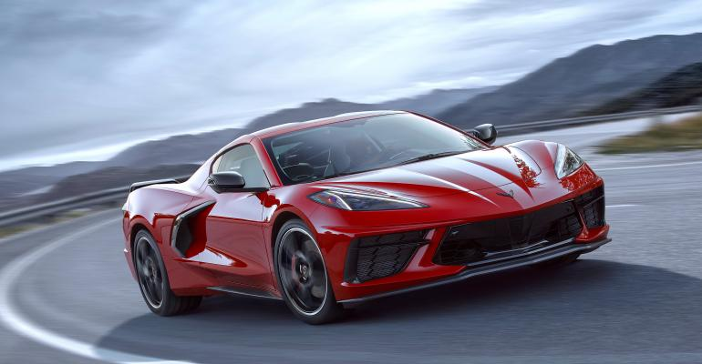 Behind the wheel of the long-awaited mid-engine 2020 Chevrolet Corvette Stingray