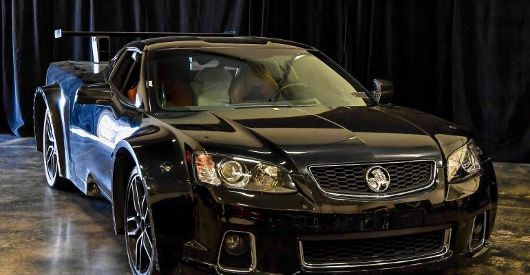 Back in Black: Chevrolet's 'Blackjack' Corvette Engineering Prototype
