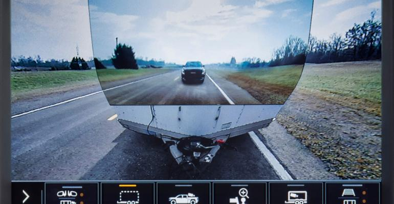 National Instruments Assists Valeo's Disappearing Trailer Trick