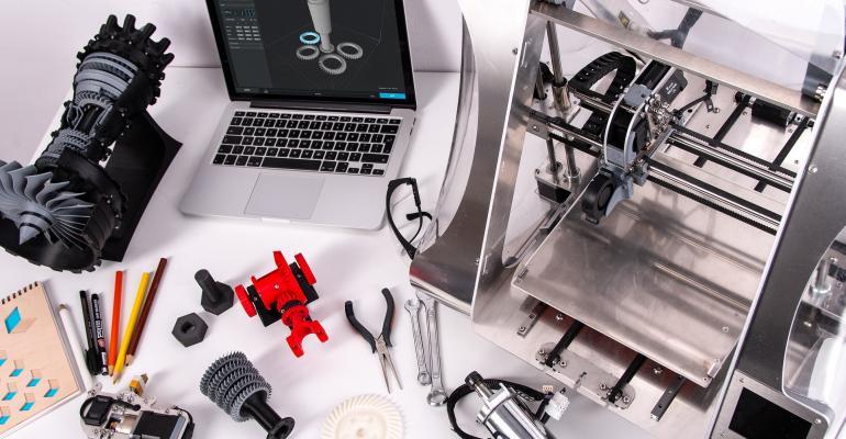 5 Reasons You'll Need a 3D Printer on Mars