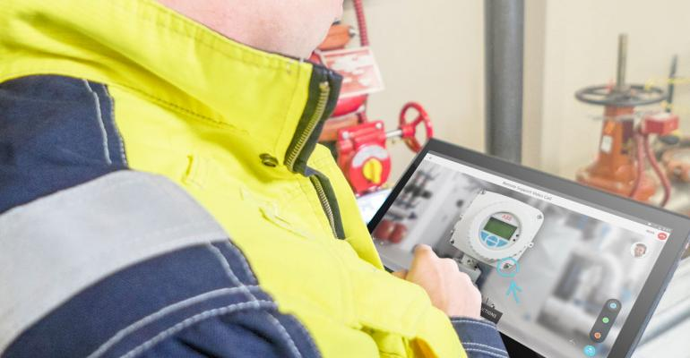 ABB Introduces Augmented Reality for Remote Technicians