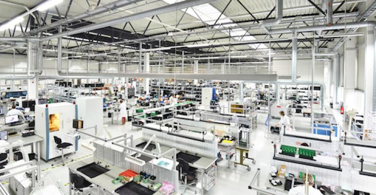Manufacturing Shrinks from COVID-19