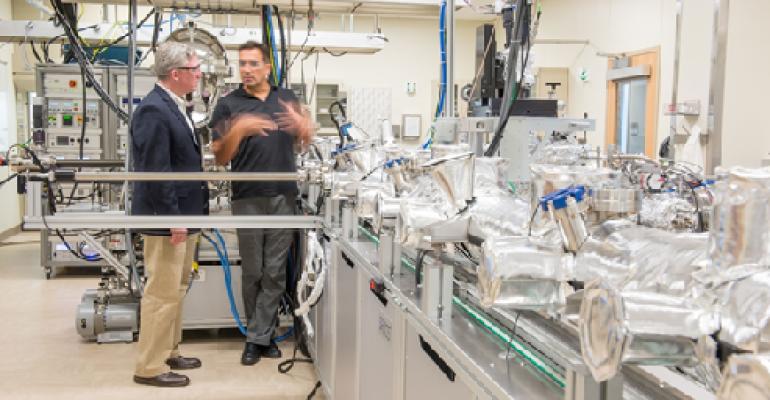 Argonne National Laboratory Batteries