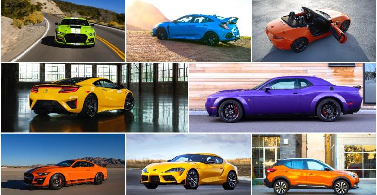 10 Candy-Colored Cars for your Easter Basket