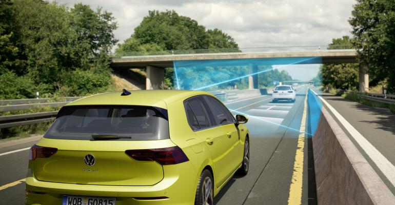 NXP Makes V2X Communication a Standard in the New Volkswagen Golf