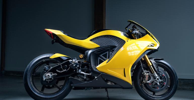 An Electronic Co-Pilot Makes The Damon Hypersport The Motorcycle Of The Future