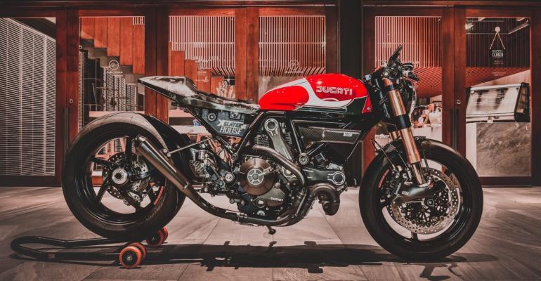 Our 15 Favorite Custom Ducati Scramblers