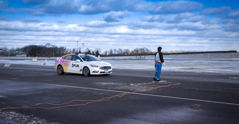 VSI Labs And FLIR Are Studying Whether Thermal Cameras Can Make Cars Safer