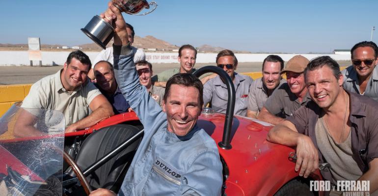 Blockbuster 'Ford v Ferrari' Movie Spotlights Behind-the-Scenes Engineering
