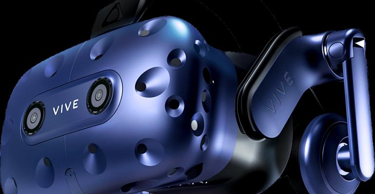 The Vive Pro Is HTC's Push for Better Enterprise VR