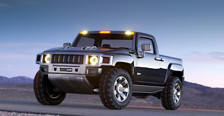 The Latest on GMC's 2022 Hummer SUV and Pickup