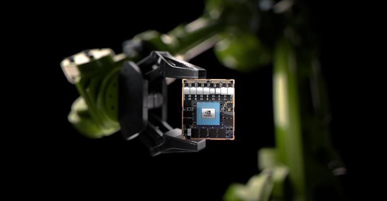 Nvidia's Latest Embedded Solution Is a Brain for Smarter Robots