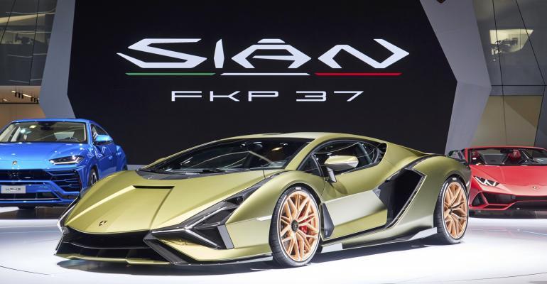 Lamborghini and MIT double the energy density in super capacitors