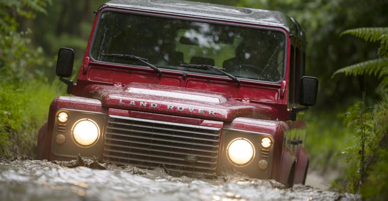 Land Rover has been Defending the Realm Since 1948