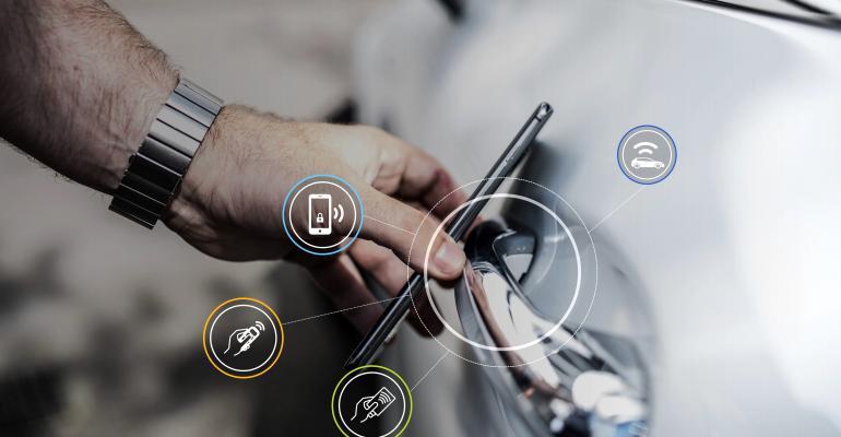 NXP Turns Any Smartphone, Smartwatch Into Car Keys