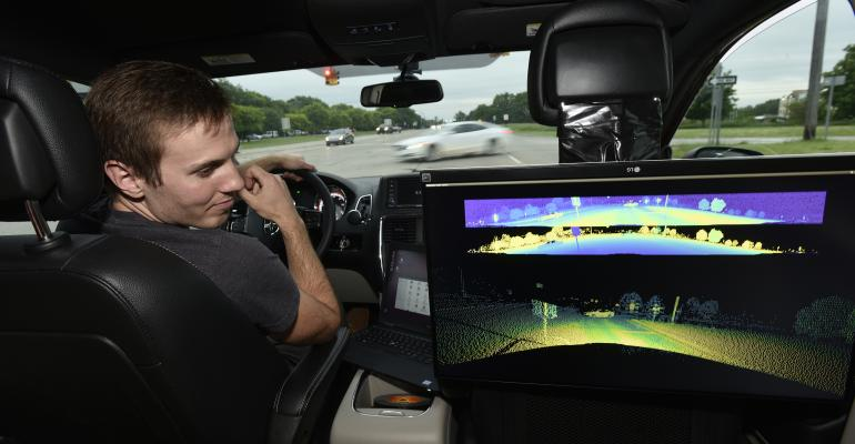 Four Challenges for LiDAR on the Road to Autonomous Vehicles