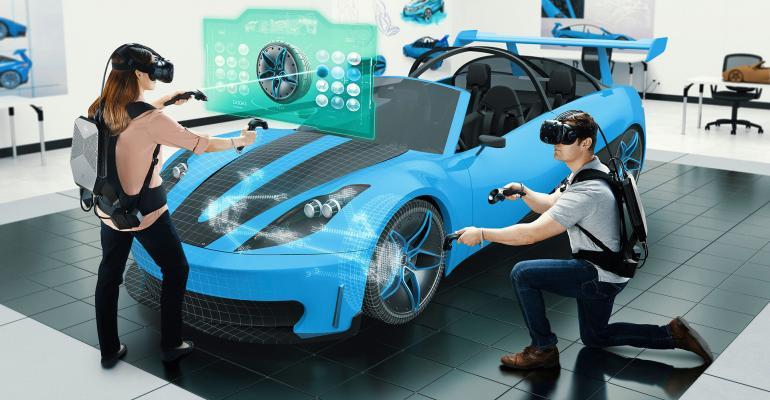 HP's Latest Enterprise VR Workstation Is a Backpack