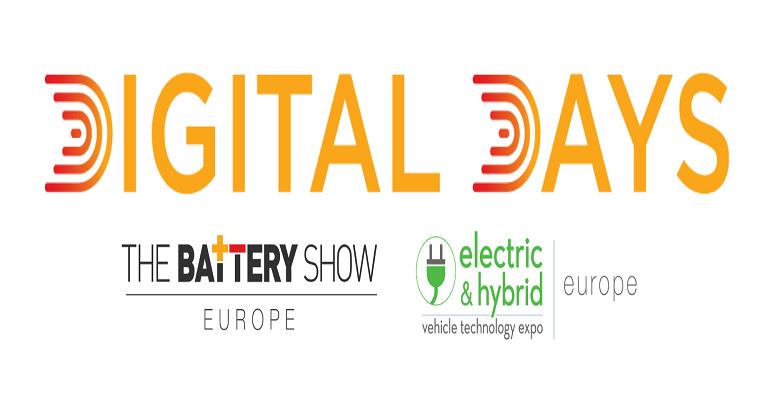 The Battery Show & EV Tech Europe Digital Days