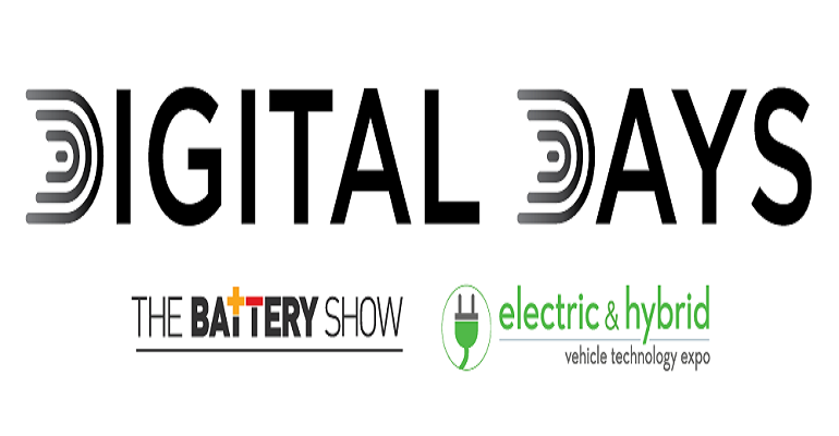 The Battery Show & EV Tech Digital Days