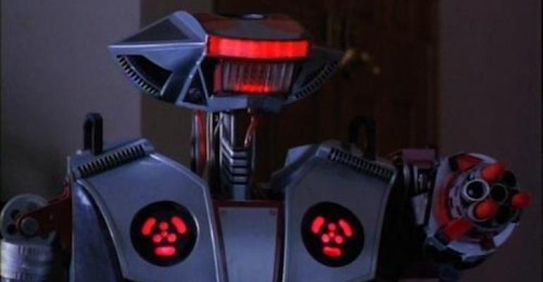 Top 16 Robots in Late-90s Film & TV