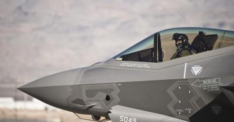 What's the Future of the World's Costliest Fighter Jet?