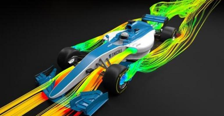 Designing Race Cars in the Cloud