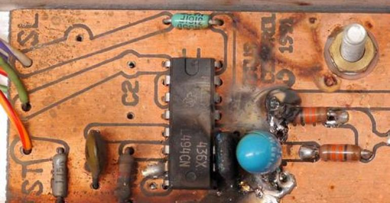 A Quick-and-Dirty DC Motor Controller