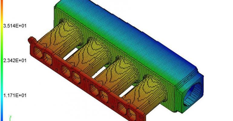 Additive manufacturing, 3D printing, AlphaSTAR, simulation