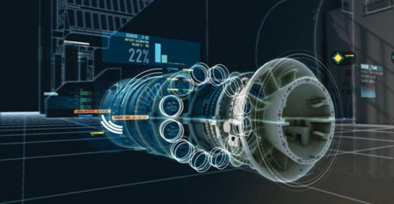 GE Digital, IIoT, digital divide, advanced manufacturing, digital twin