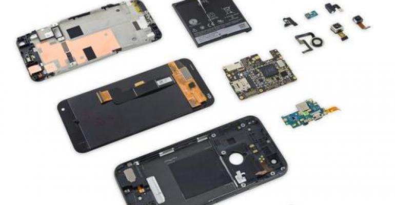 Google Pixel XL Teardown: Going Toe-to-Toe With iPhone