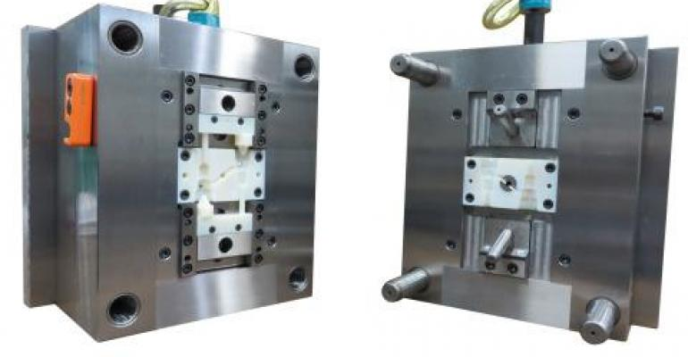 3D-Printed Injection Mold Inserts Allow Faster, Cheaper Design and Prototyping