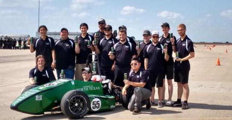 Mean Green Racing Makes Huge Strides in the 2016 Formula SAE Lincoln Competition