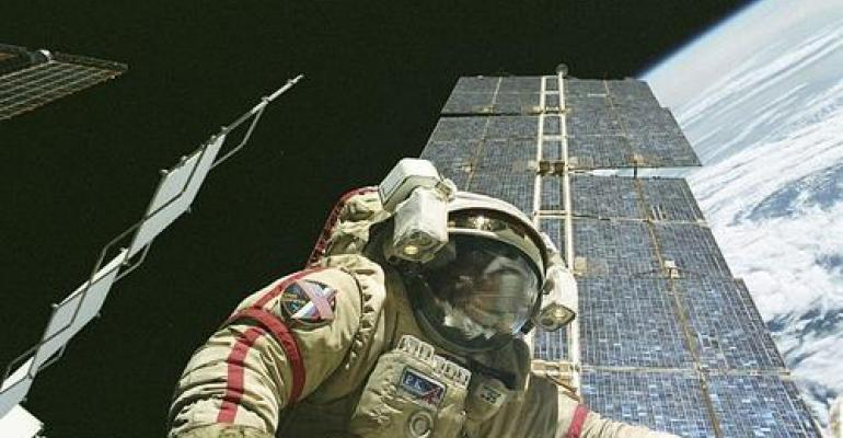 From the Moon to Mars: Space Exploration's Rich Past and Uncertain Future