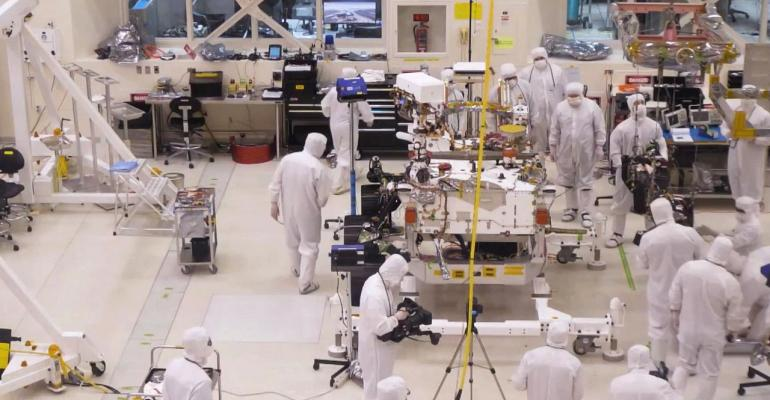 NASA, Jet Propulsion Lab, Robotic Surface Mobility Group, Mara helicopter, NASA tech commercialization, cloud computing