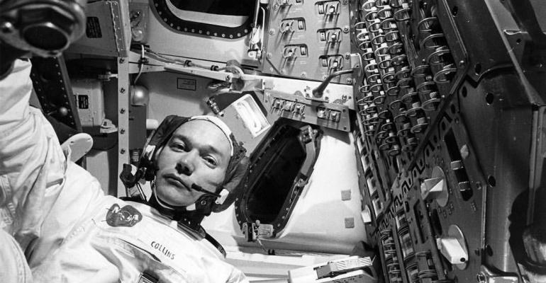 Apollo 11: Day Two in Space