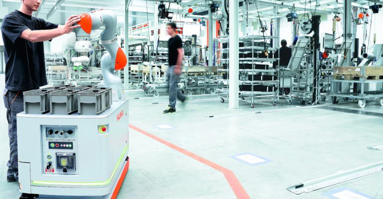 How Mobile Robots Deliver Efficiency to Your Packaging Line