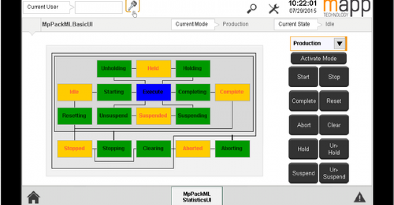 Modular Application Software Comes On Scene in Industrial Automation