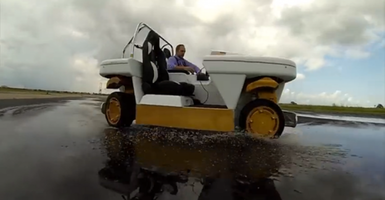 Meet The MRV, NASA's Stab at the Electric Vehicle