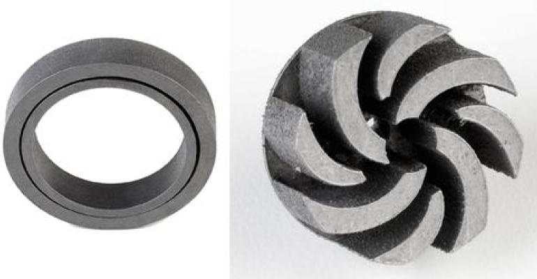 Nano-Scale Steel Powders Upgrade Additive Manufacturing Parts