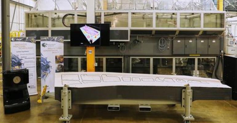 ORNL, Boeing Win World Record For Biggest 3D-Printed Piece