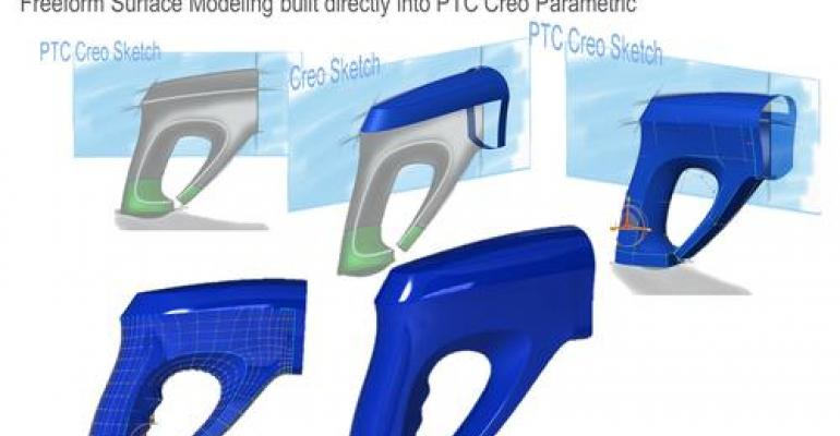 CAD Moves to the Start of Design